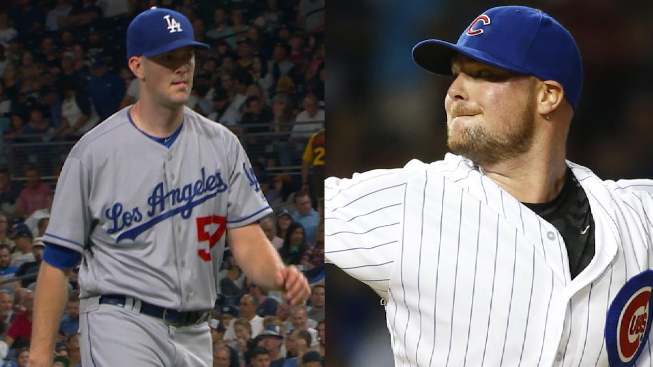 Wood vs. Lester