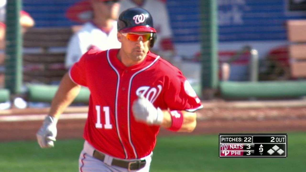 Zimmerman's game-tying homer