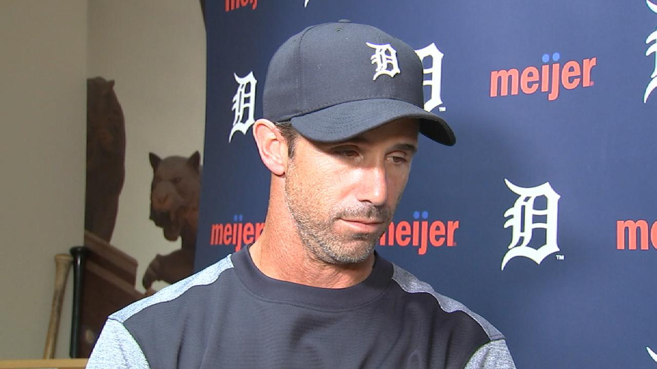 Ausmus on 7-5 loss to Red Sox