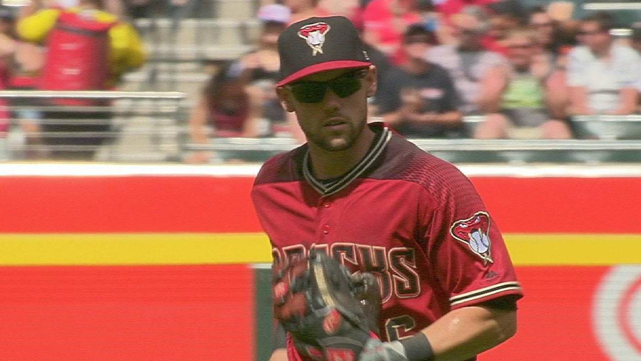 Corbin strong as D-backs sweep Indians