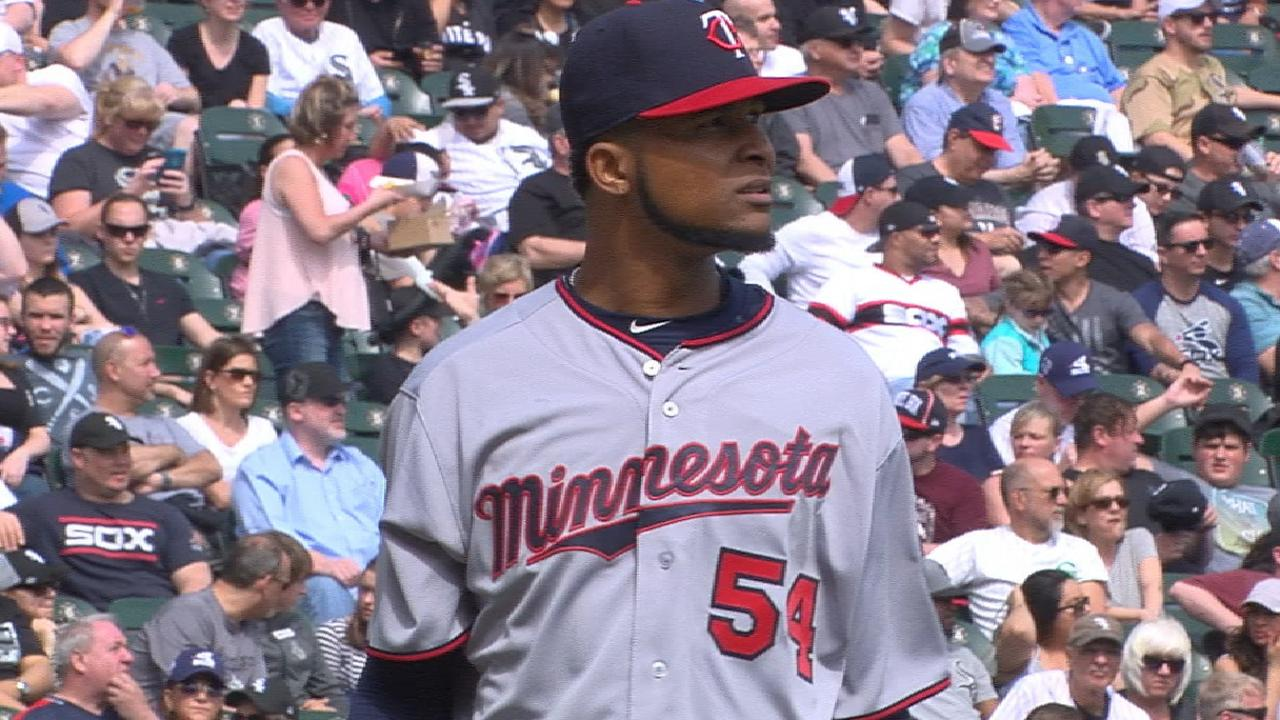 Santana's six scoreless innings
