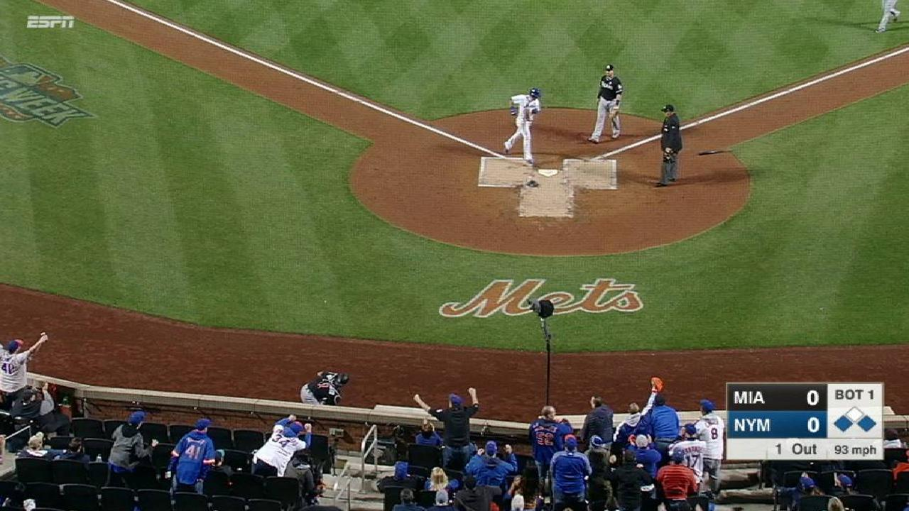 Another first inning gone awry for Volquez