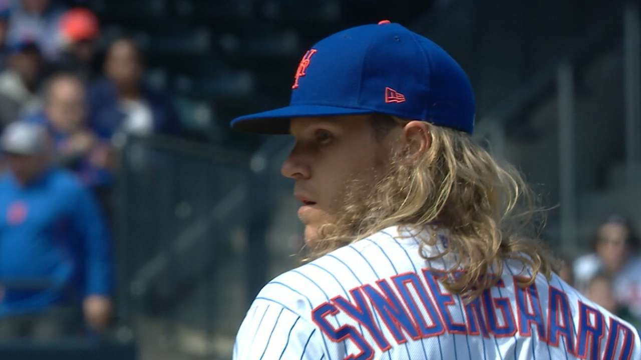 Thor amazes in Mets' first week
