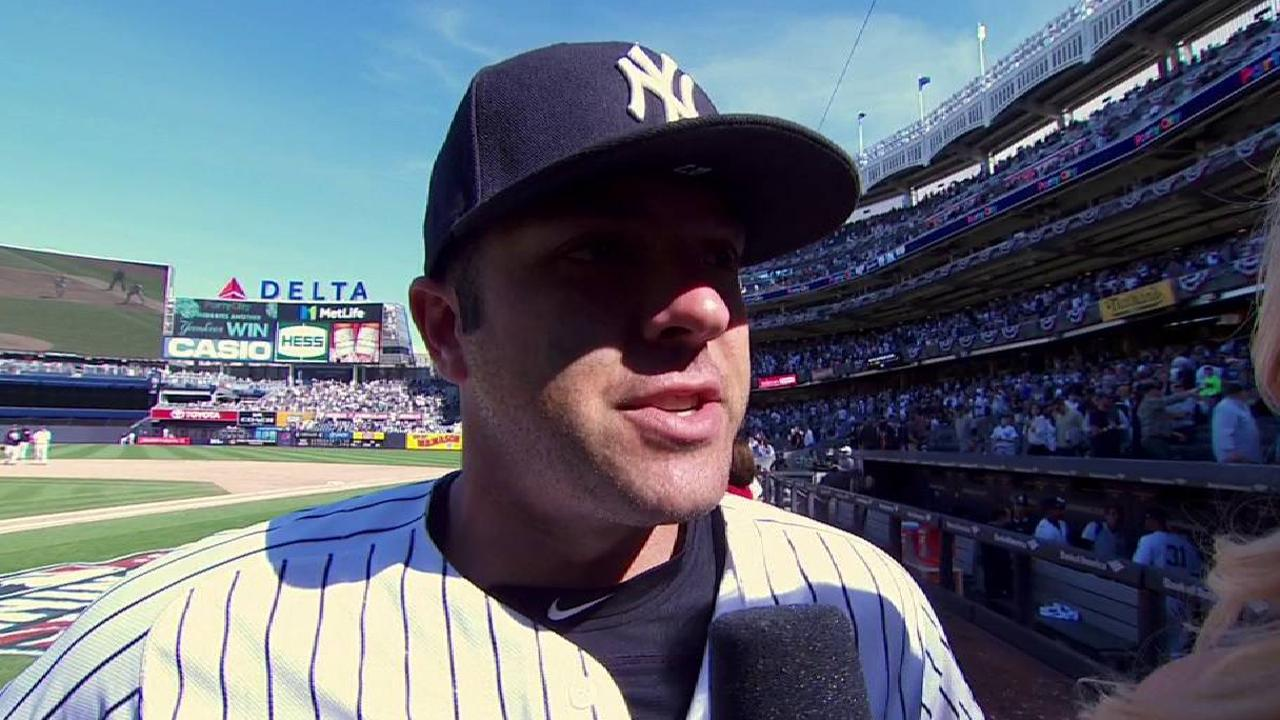 Romine on catching Pineda