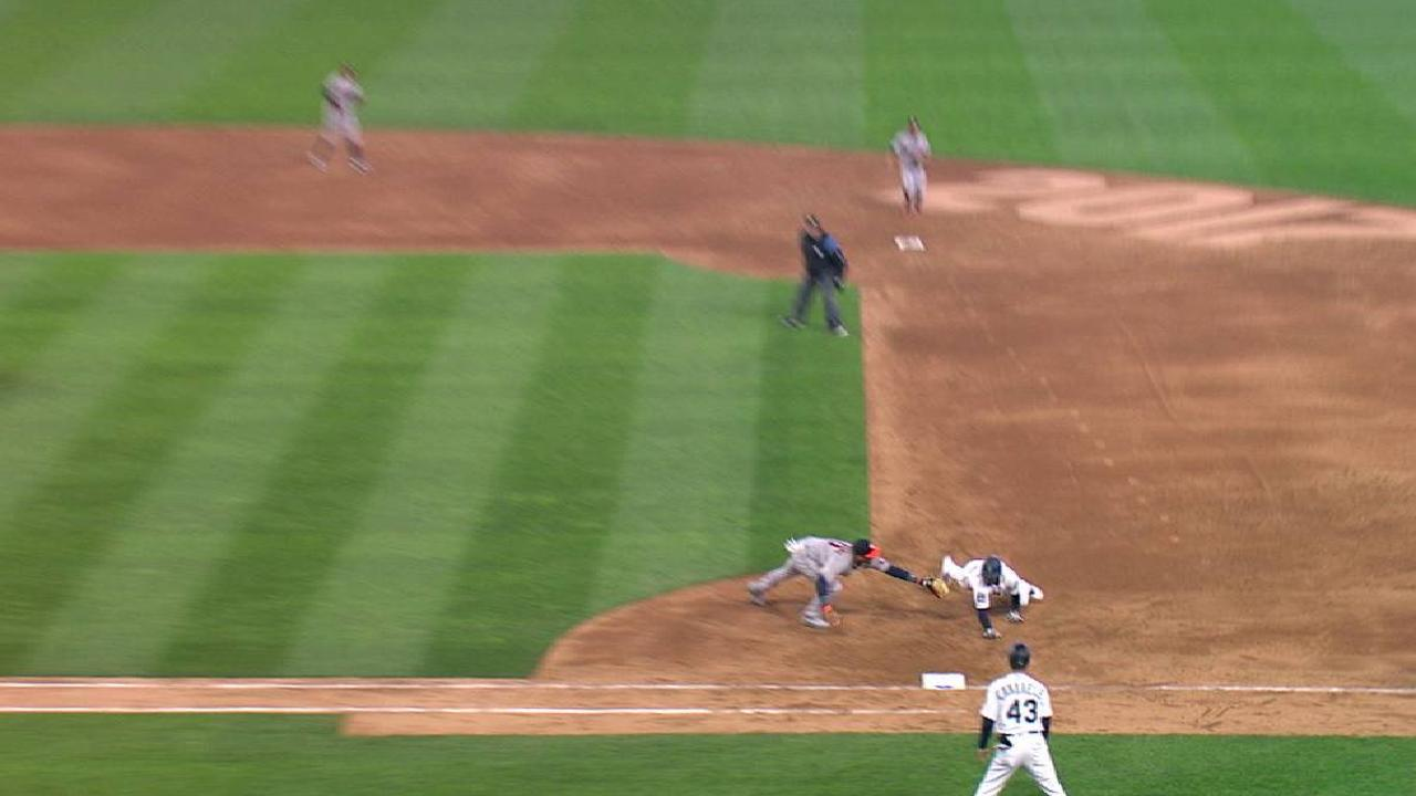 Servais doesn't expect Segura to hit DL