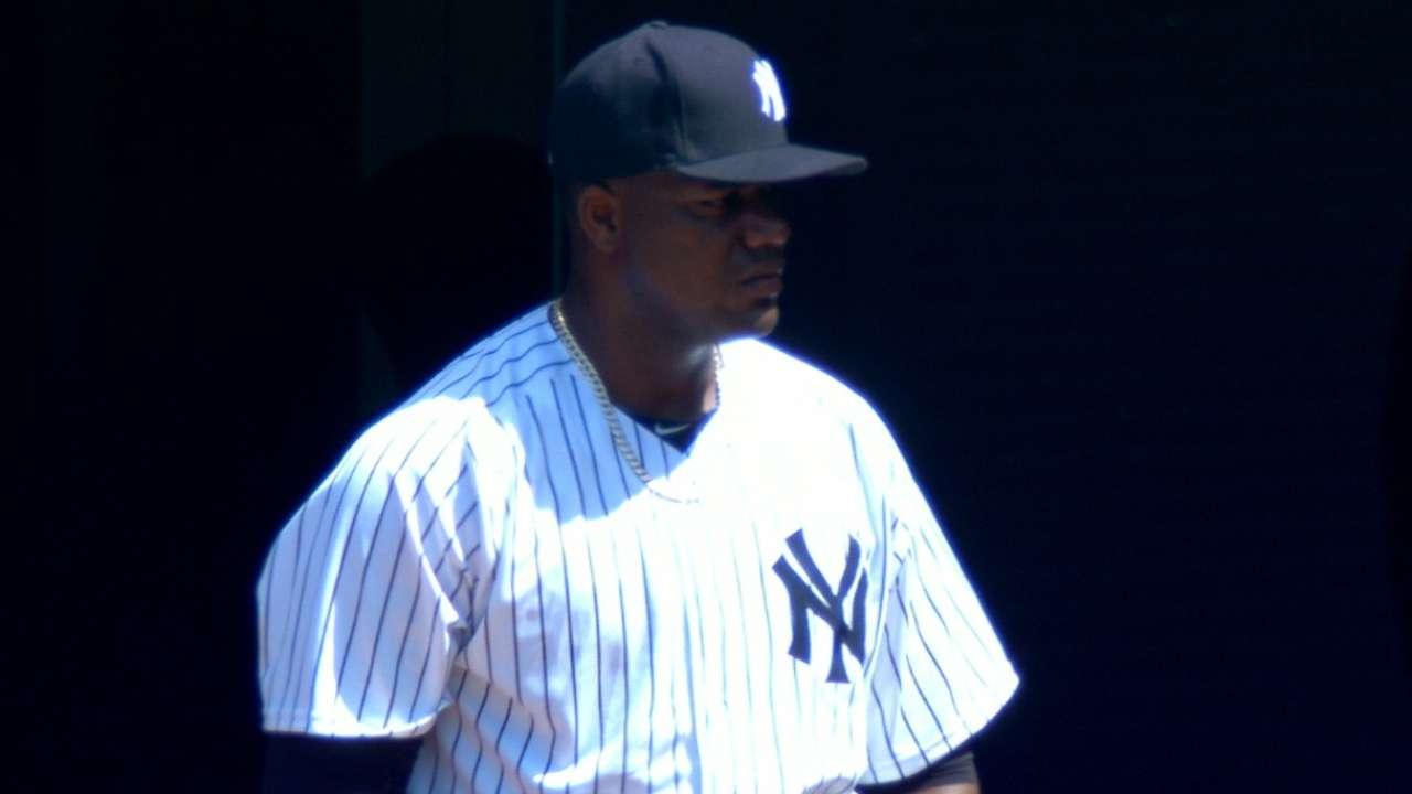 Michael Pineda podría ser la clave para los Yankees en esta temporada