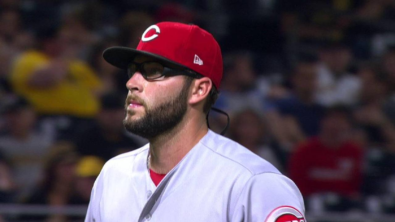 Reed's 8th-inning K