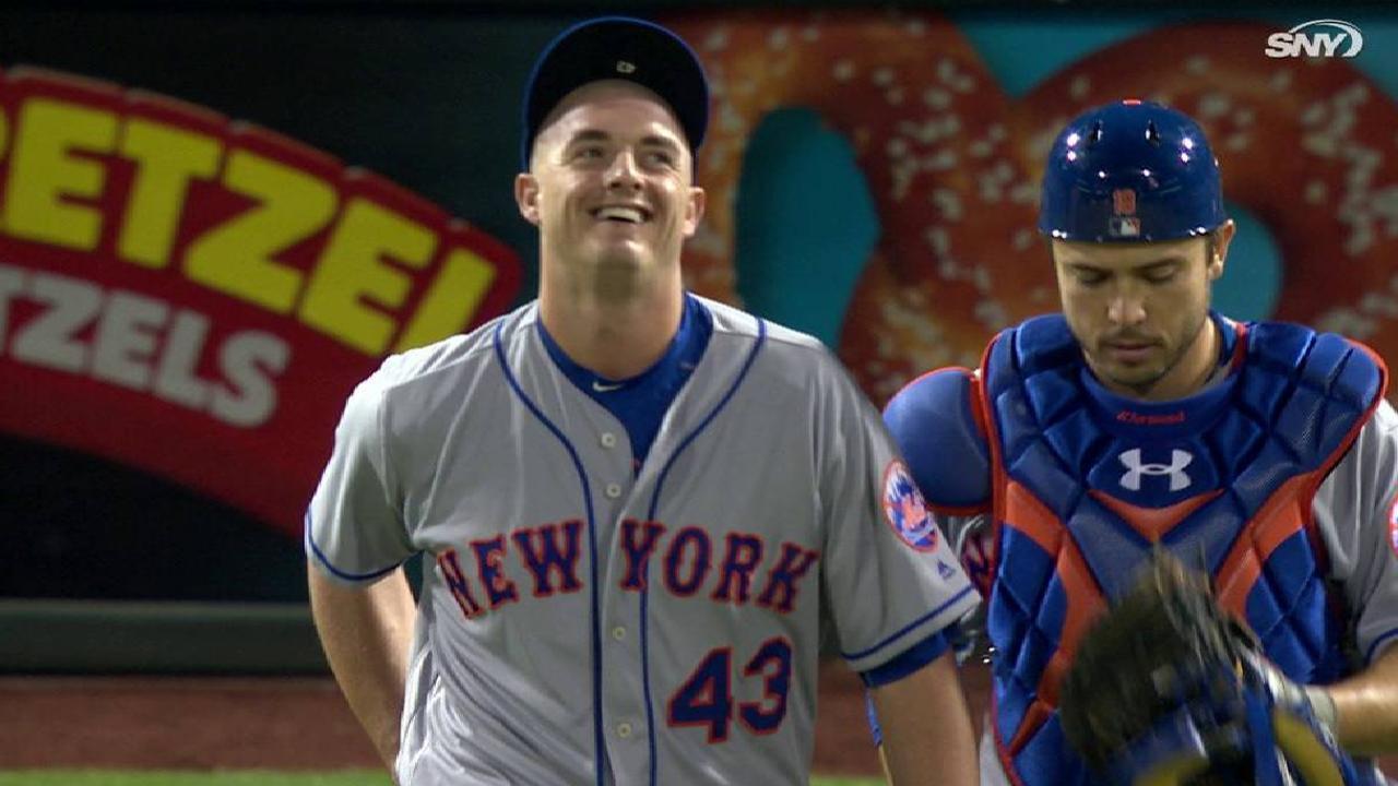 Reed secures Mets' win