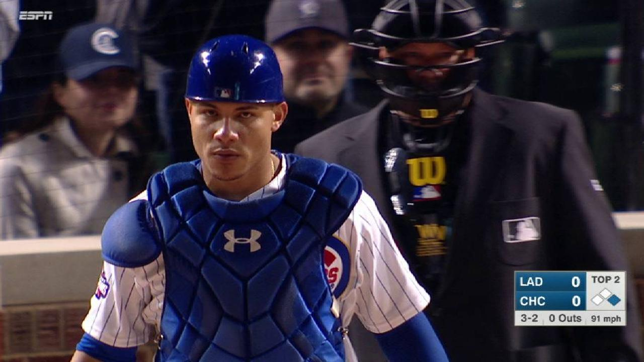 Lester, Contreras combine for DP
