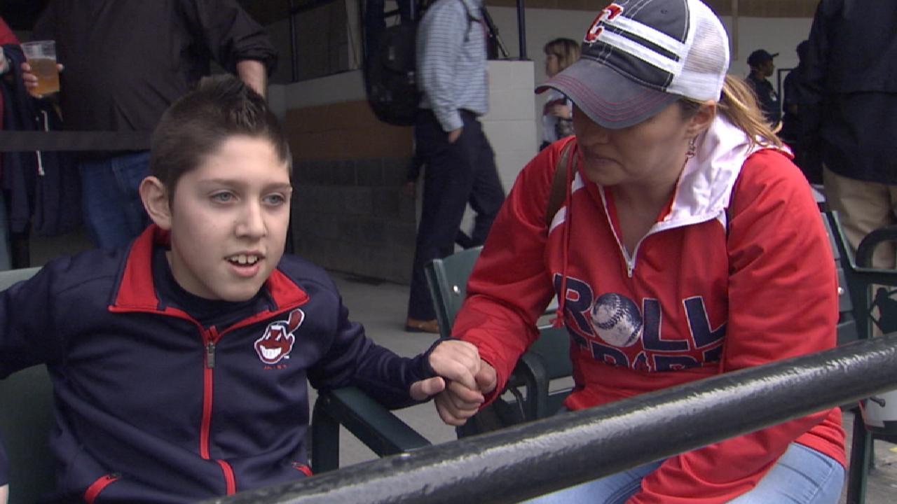 Santana's bond with young fan