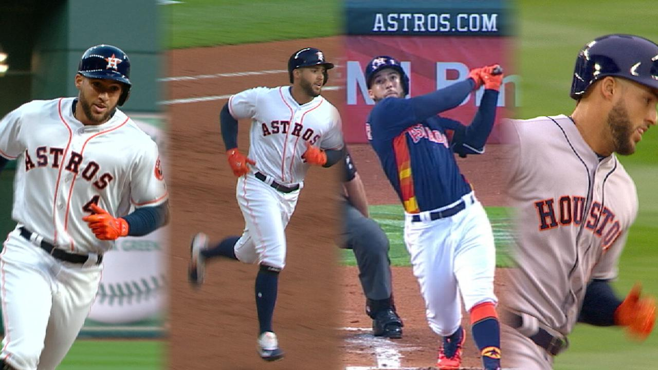 For starters, Springer goes deep (again)