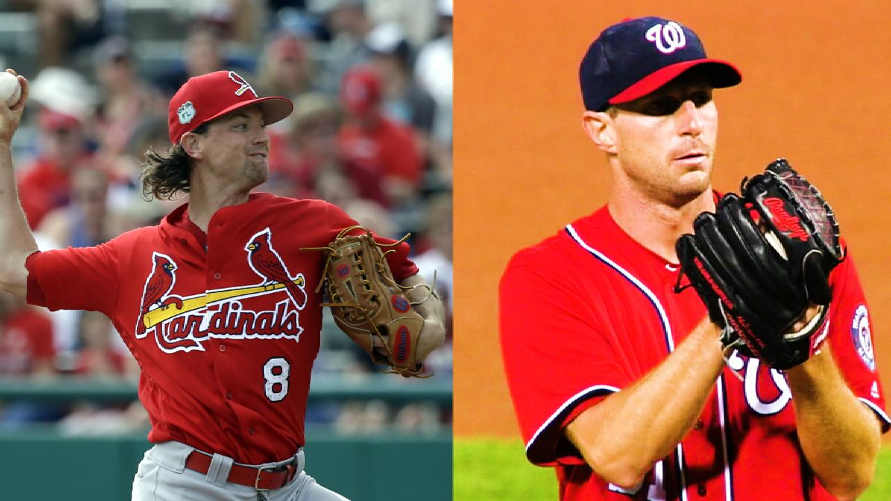 Scherzer, Stroman highlight MLB.TV slate