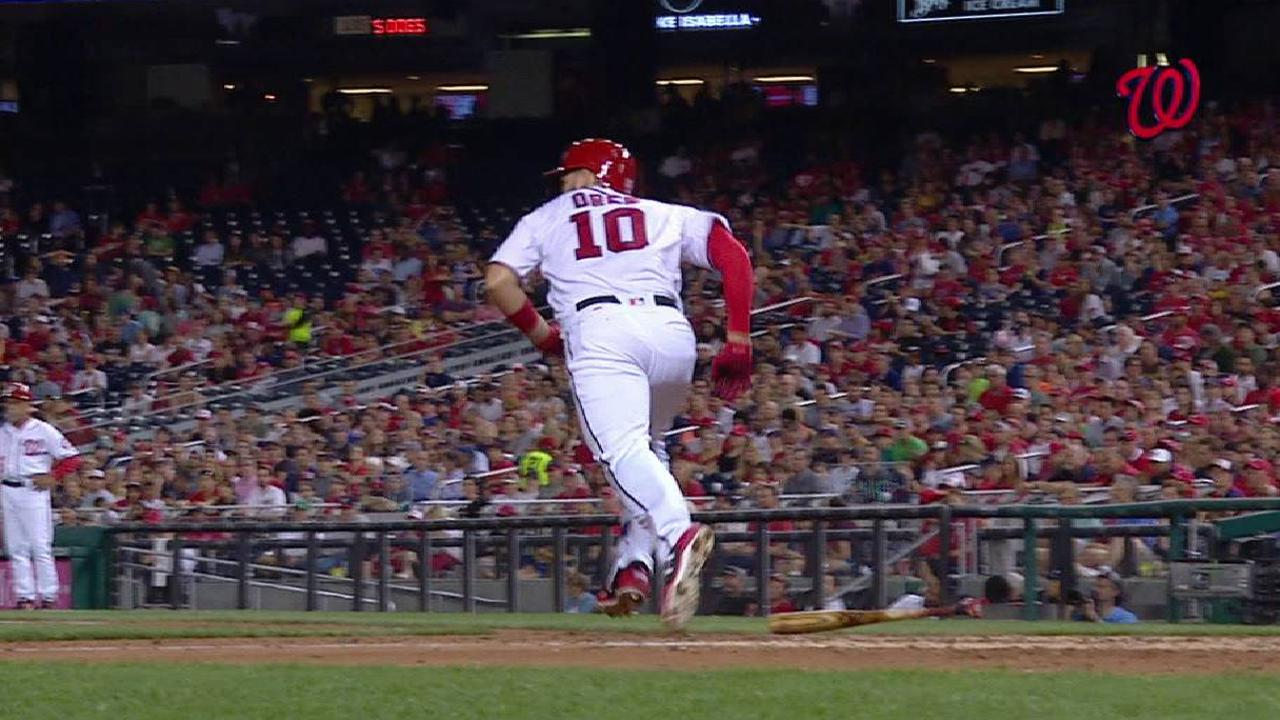 Drew's hamstring injury another blow for Nats