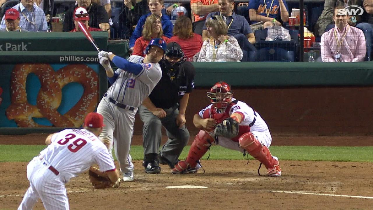 Duda's two-homer, four-hit game