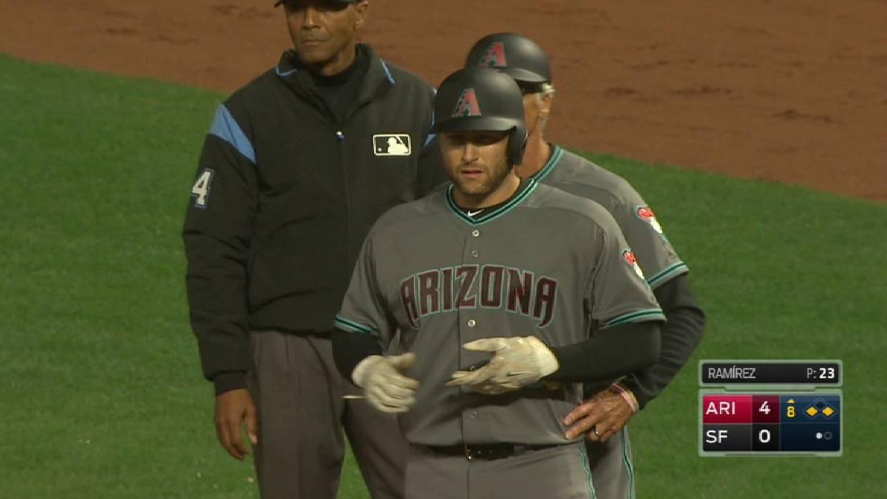 D-backs pleased with 'tremendous at-bats'