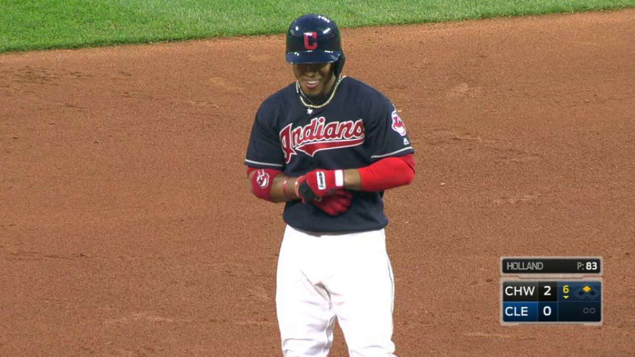 Lindor hot, but rest of Tribe hasn't followed