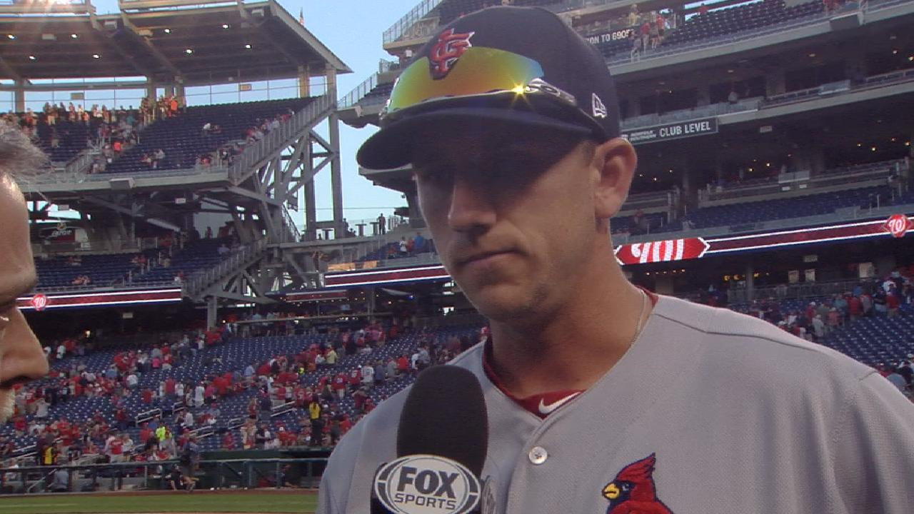 Piscotty on his 5-RBI game