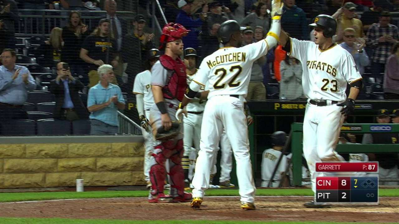 Pirates eager to put difficult series in the past
