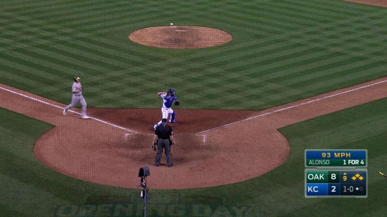 Royals turn unconventional DP
