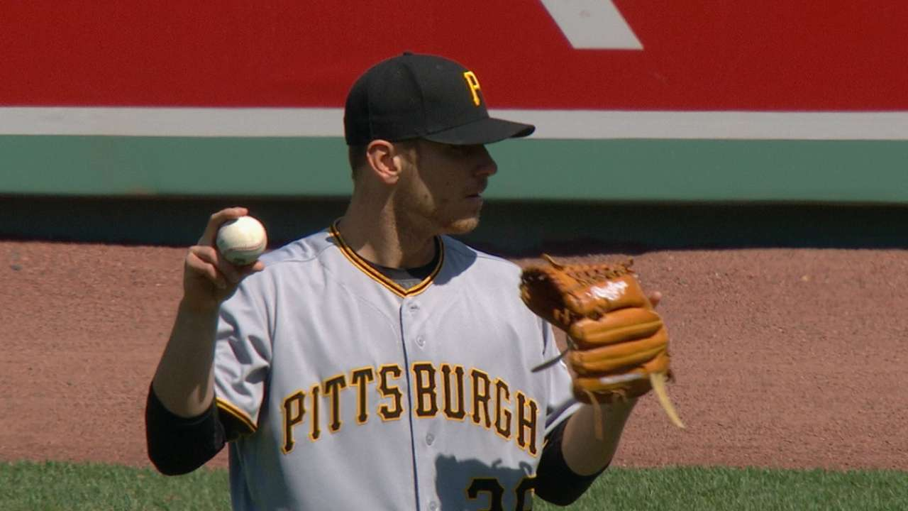 Kuhl's solid one-run outing