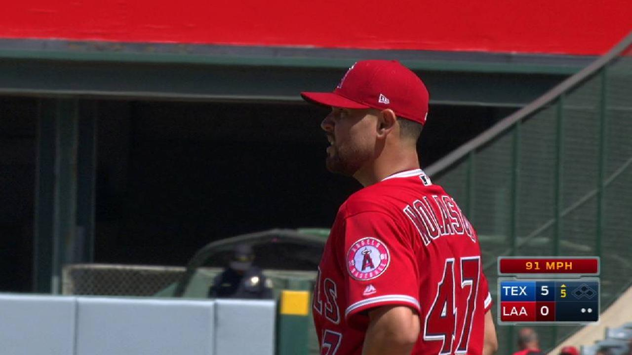Angels confident pitching will turn around