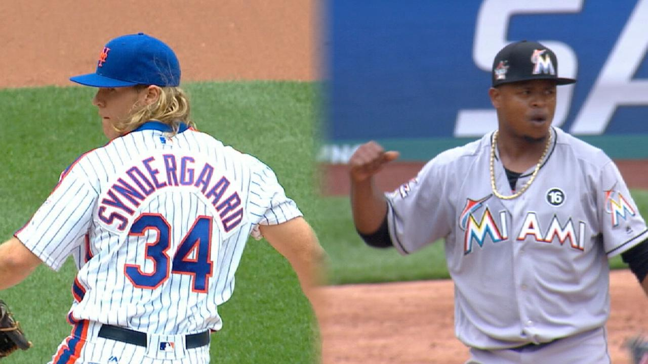 LIVE: Watch Mets-Marlins on Twitter