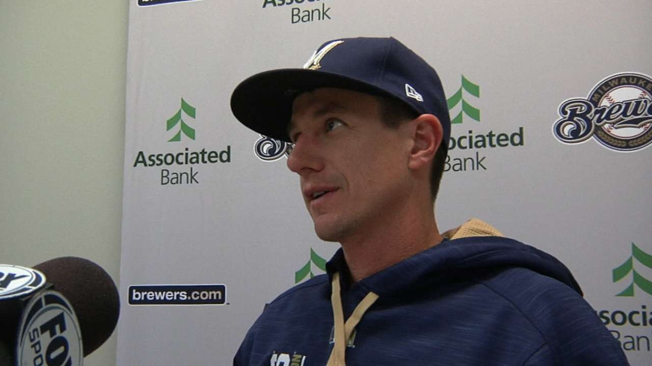 Counsell on Nelson's performance