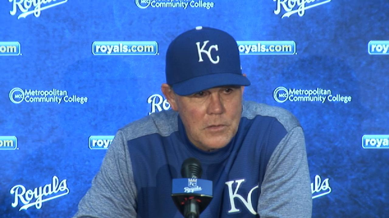 Yost on Cain, Vargas in win