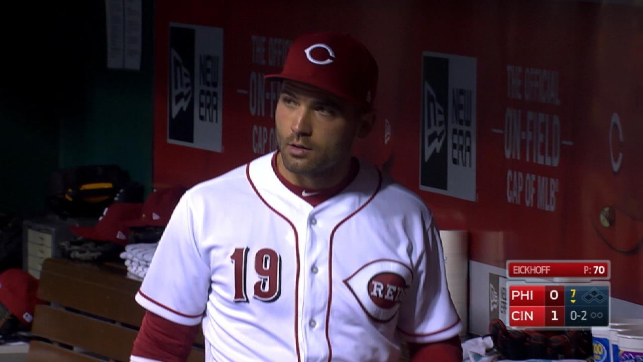 Williams on Votto's influence