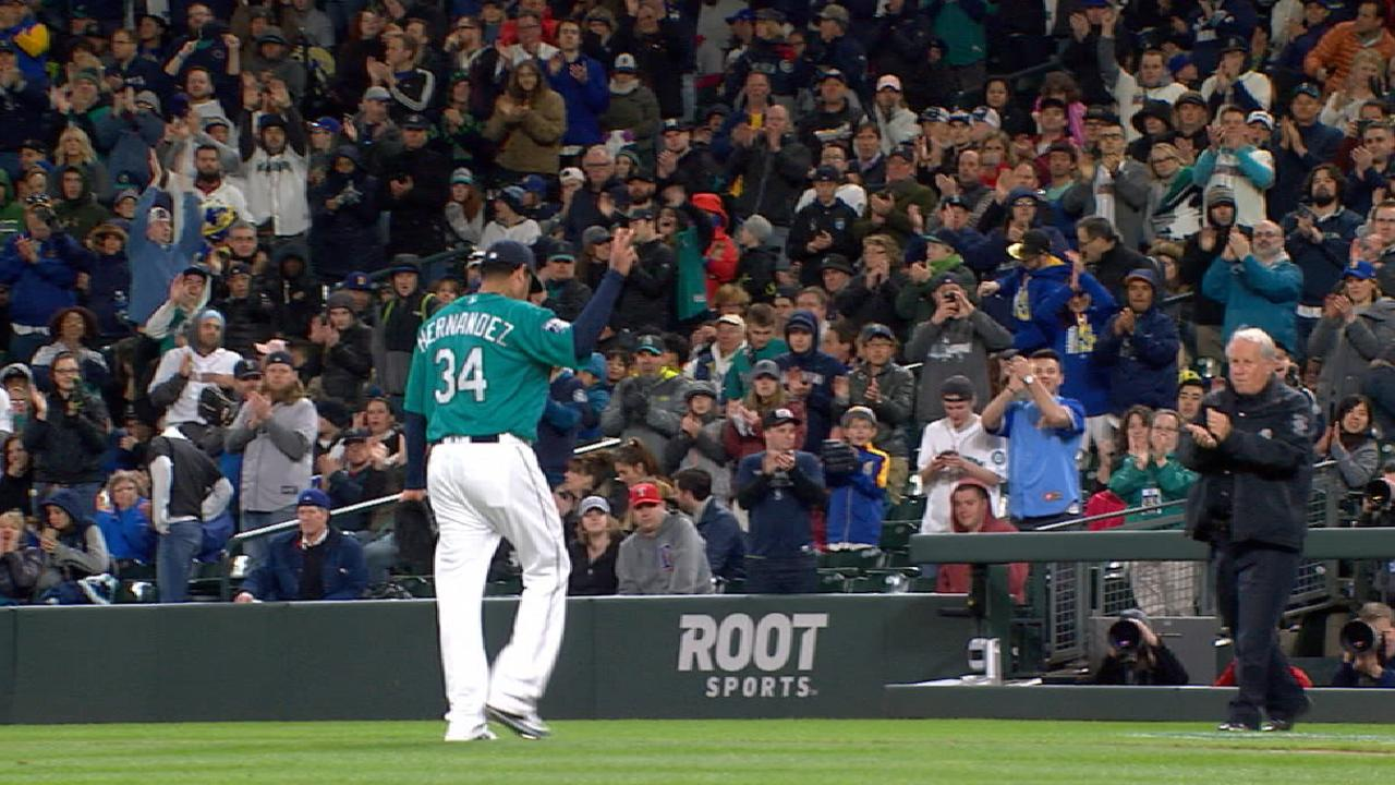 Felix set to return from DL on Friday