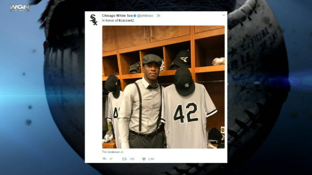 White Sox on Jackie Robinson