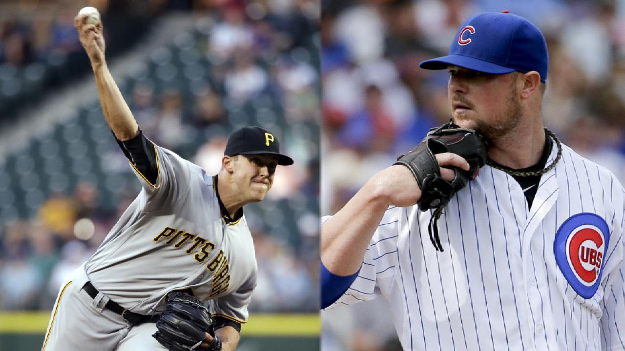 Taillon vs. Lester