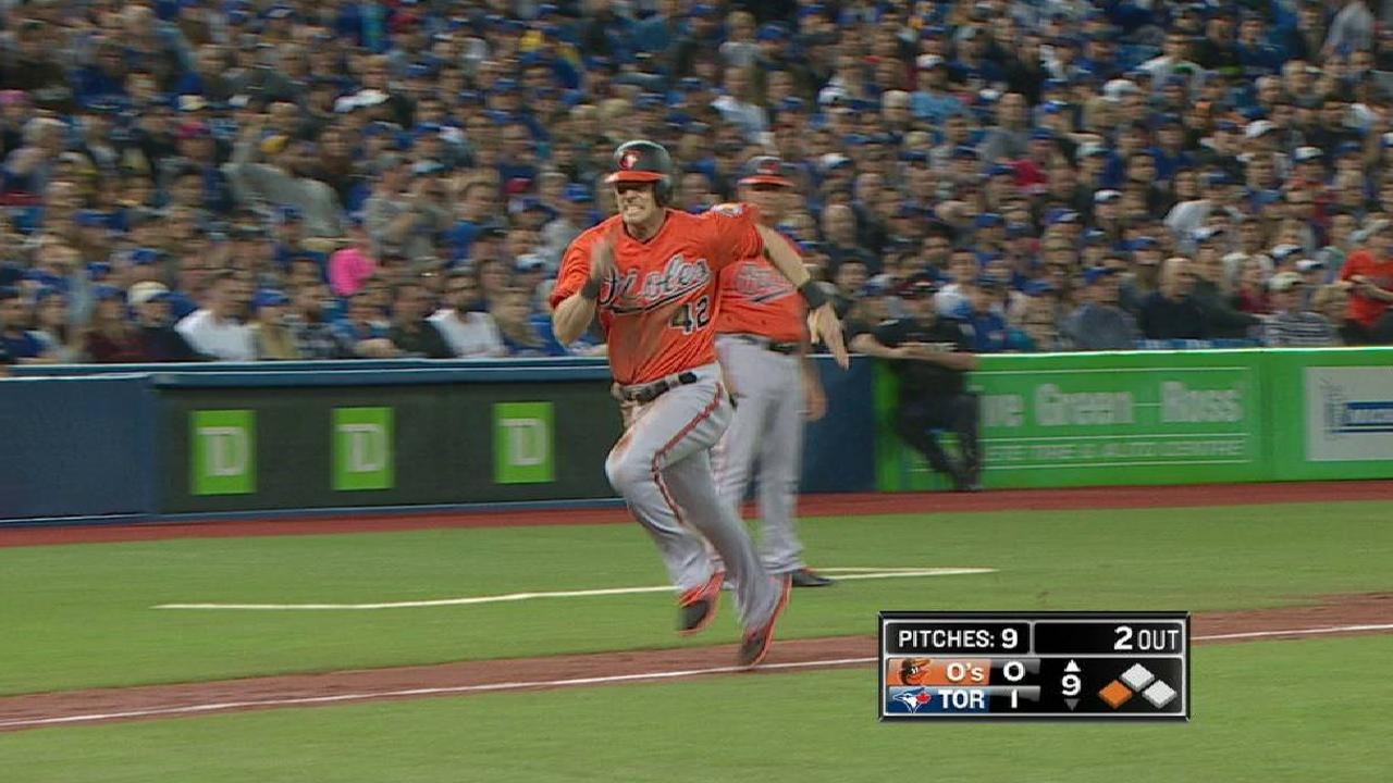 Schoop's sacrifice fly