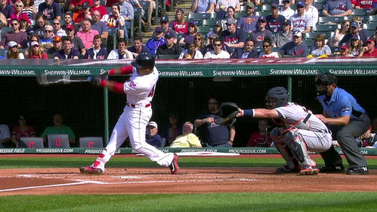 justin verlander s allows 3 homers to ns mlb com ramirez s three run home run
