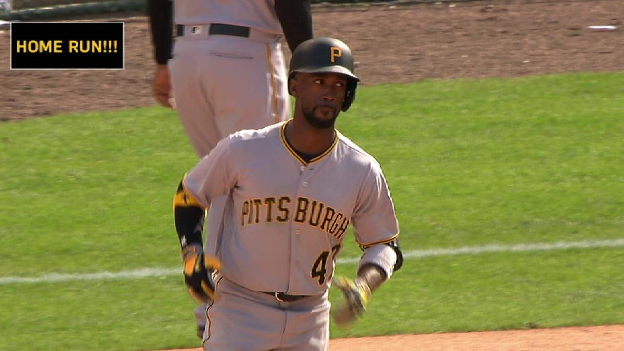 Cutch not only hit a jack, he honored Jackie