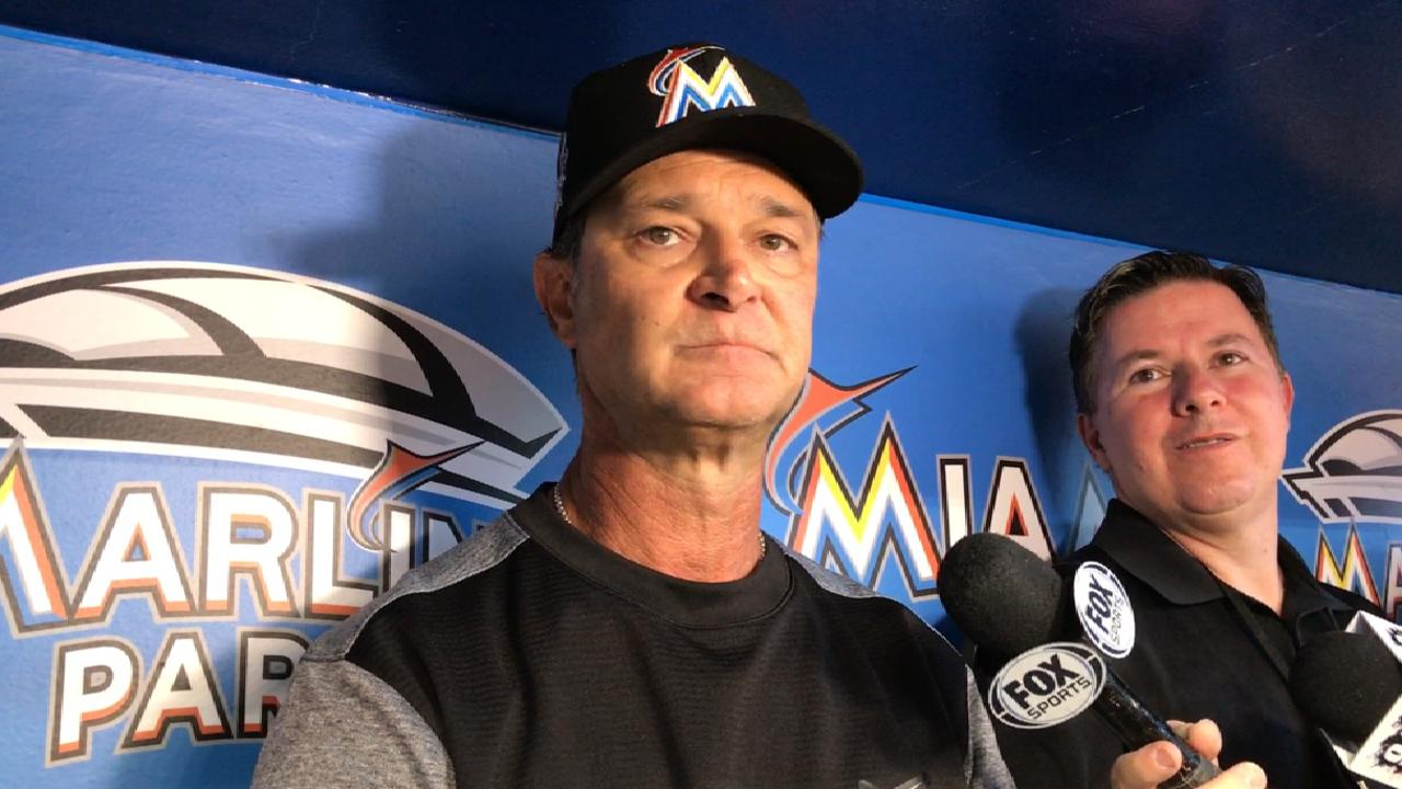 Mattingly on Jackie Robinson Day