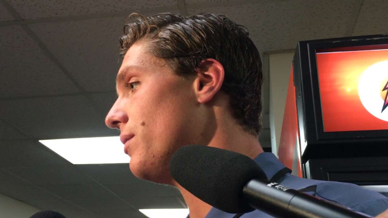 Glasnow to develop in Majors, not Minors