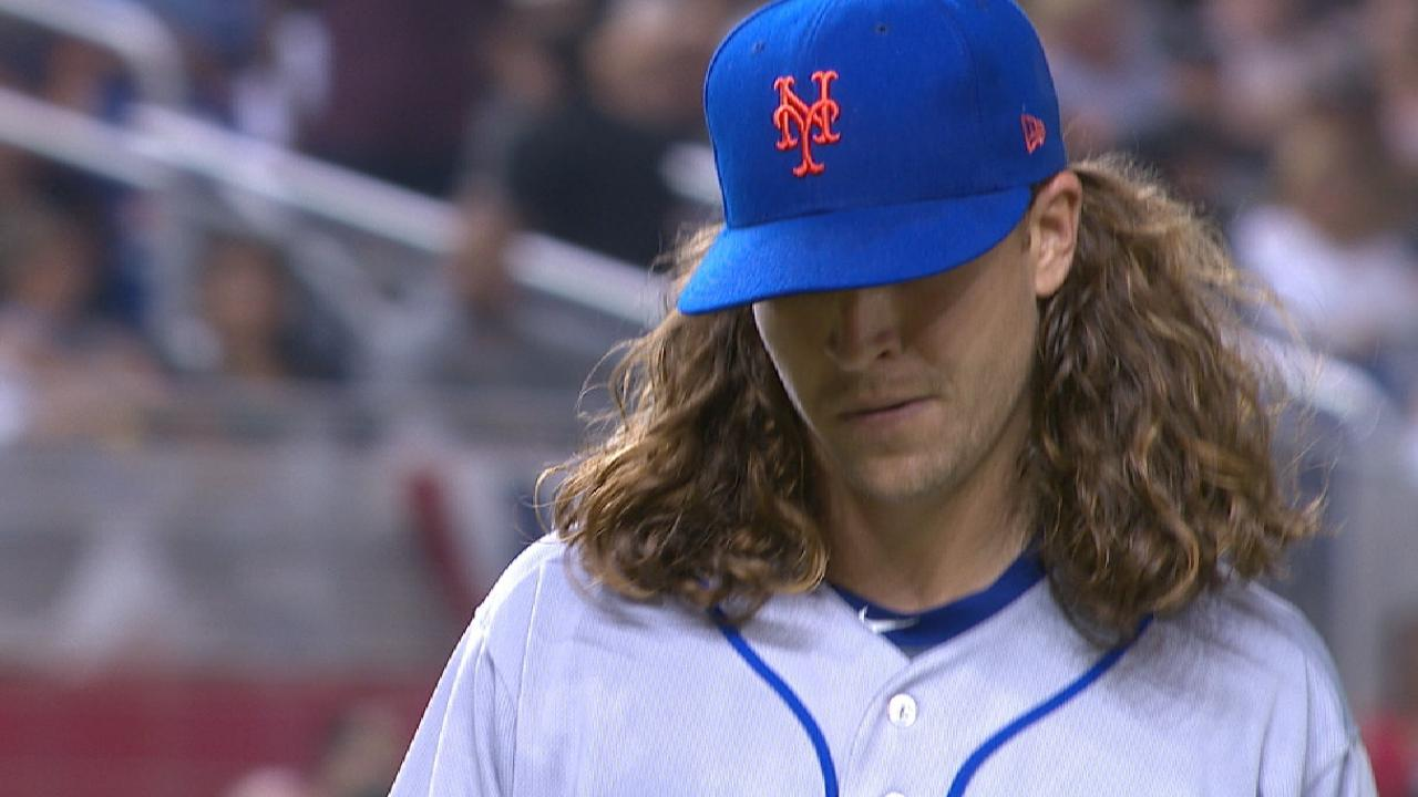 deGrom's 13 K's not enough as Mets fall late