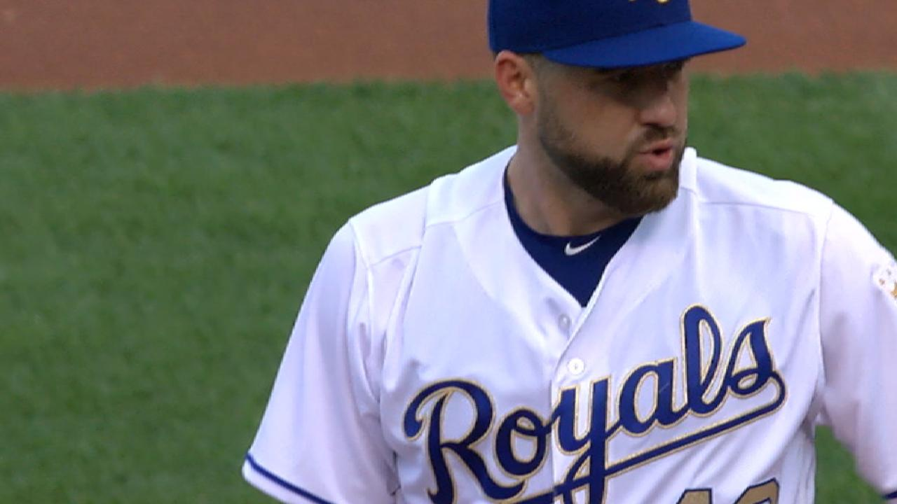 Karns' six solid innings