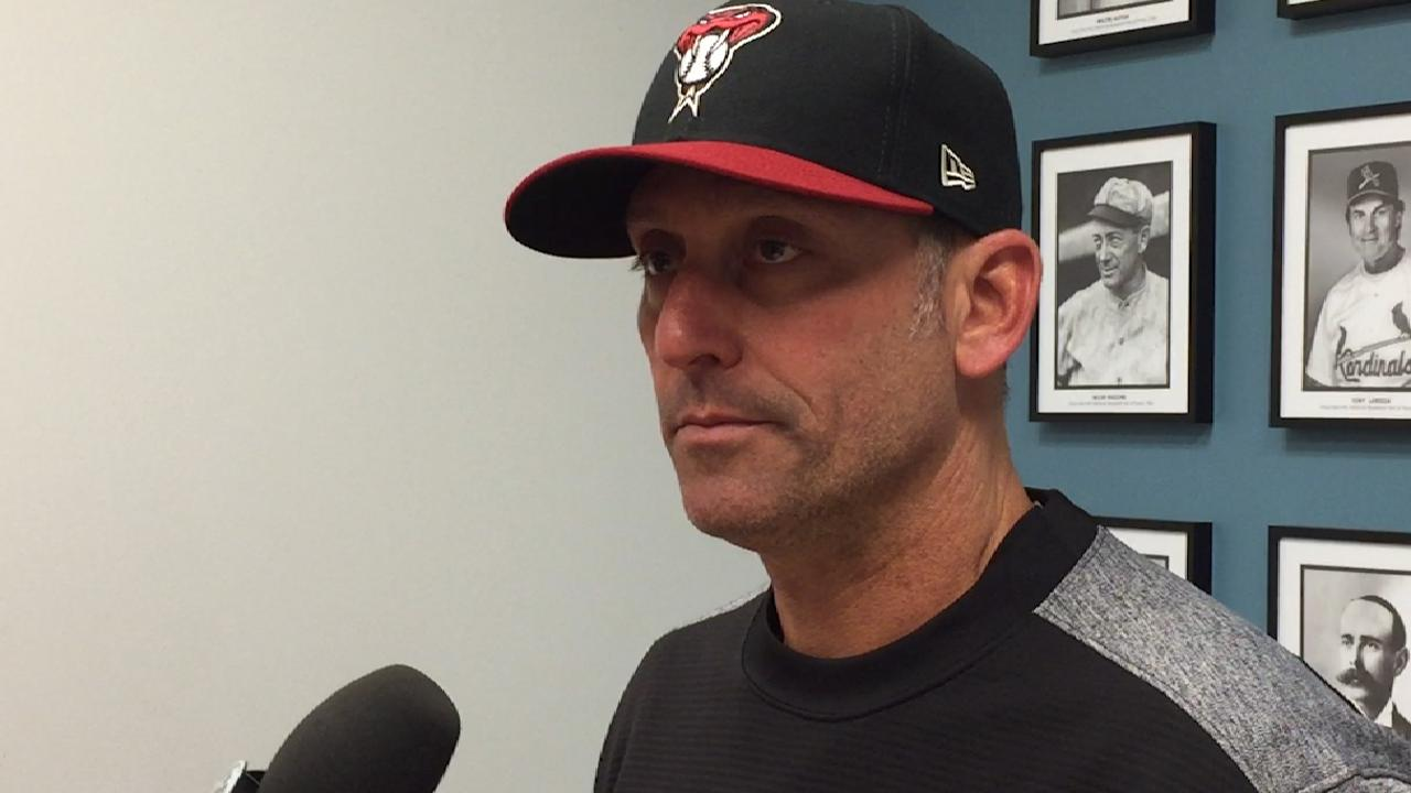 Lovullo on loss, costly mistakes