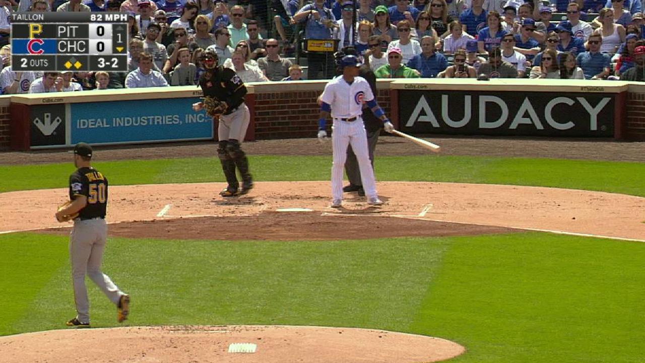 Taillon's inning-ending K