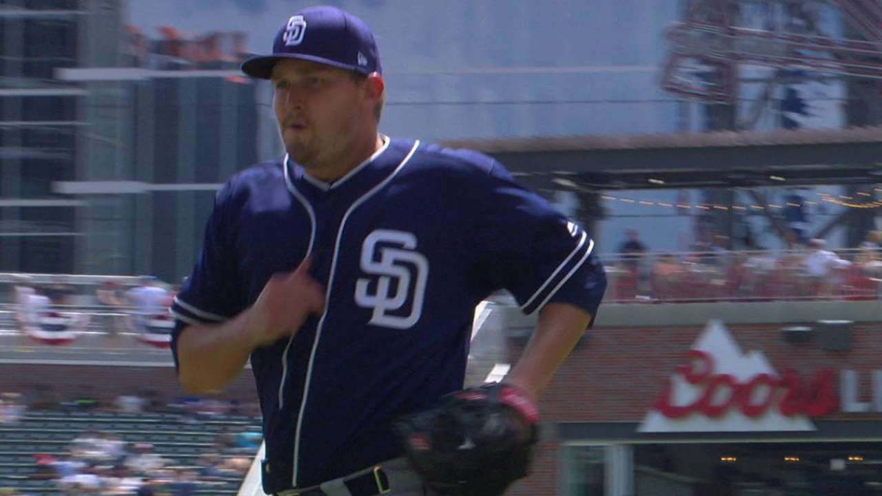 Cahill to start opener against Marlins