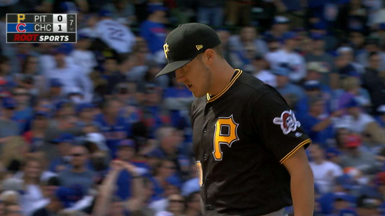 Taillon picks up the win