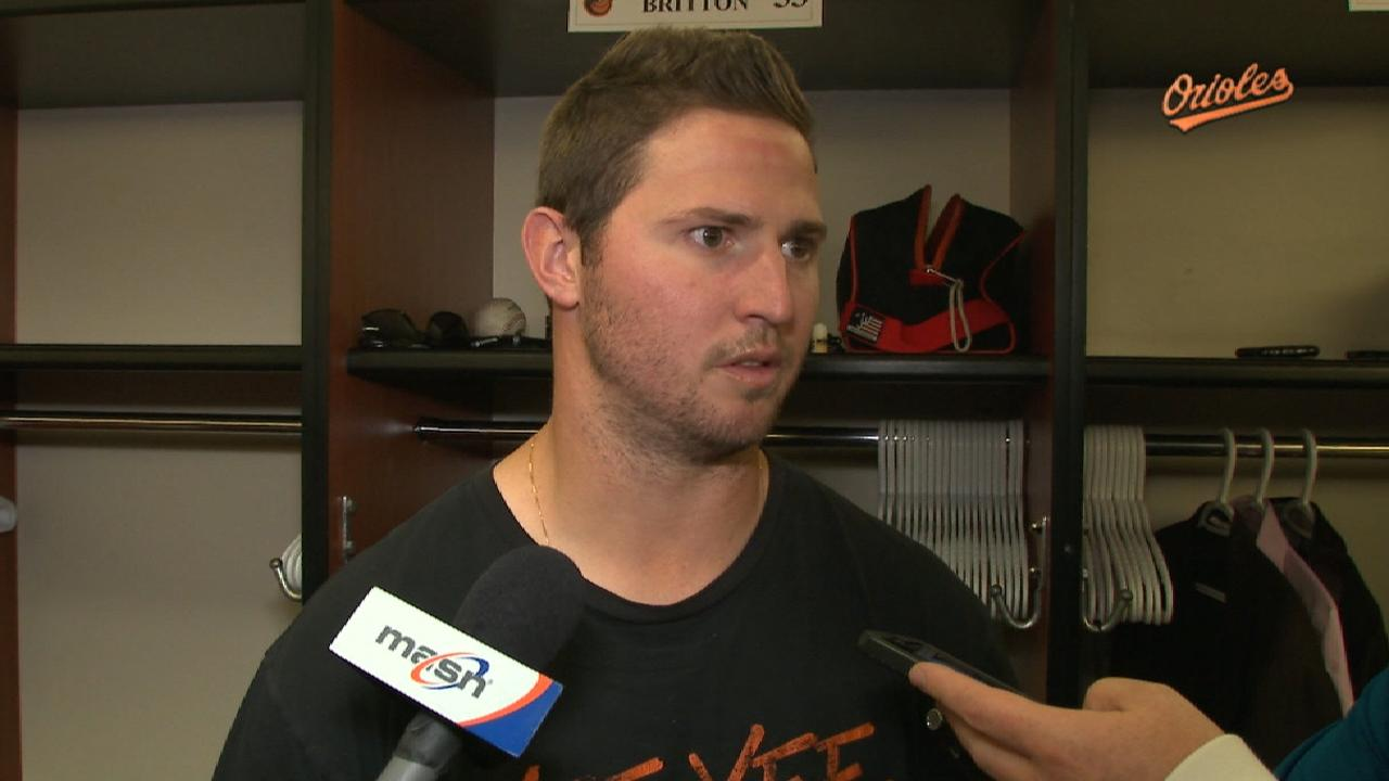 Britton expected to come off DL today
