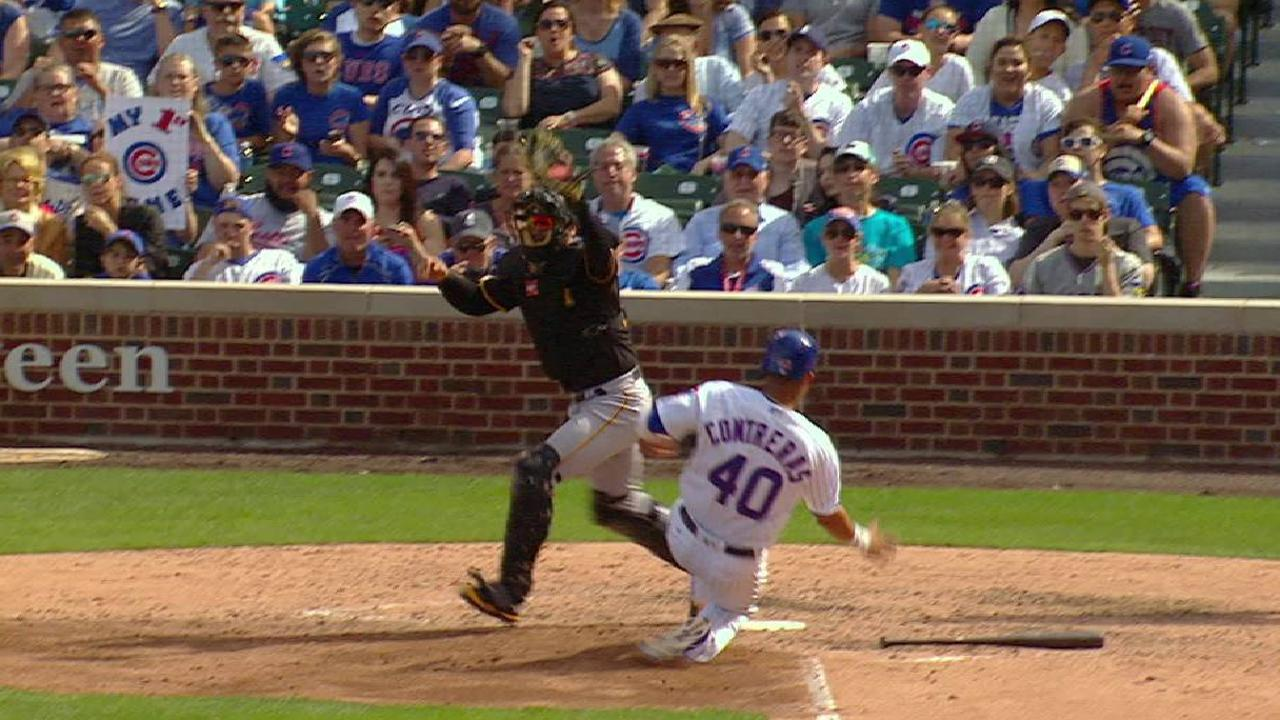 Taillon induces force at home