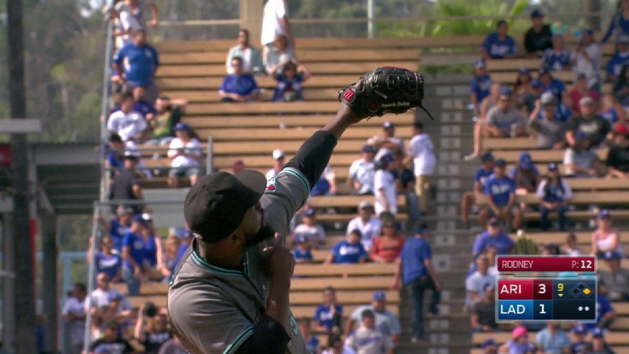 Iannetta y Walker catapultaron a D-backs sobre Dodgers