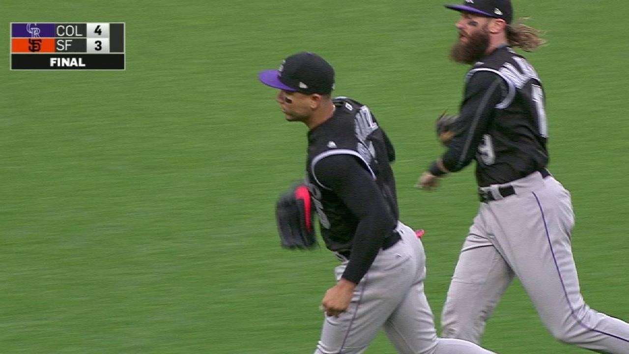 Rockies off to strong start despite adversity