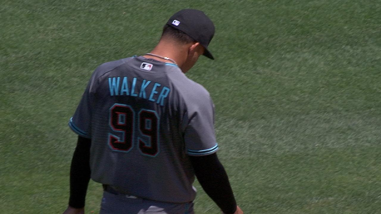 Walker set for start to open clash with LA