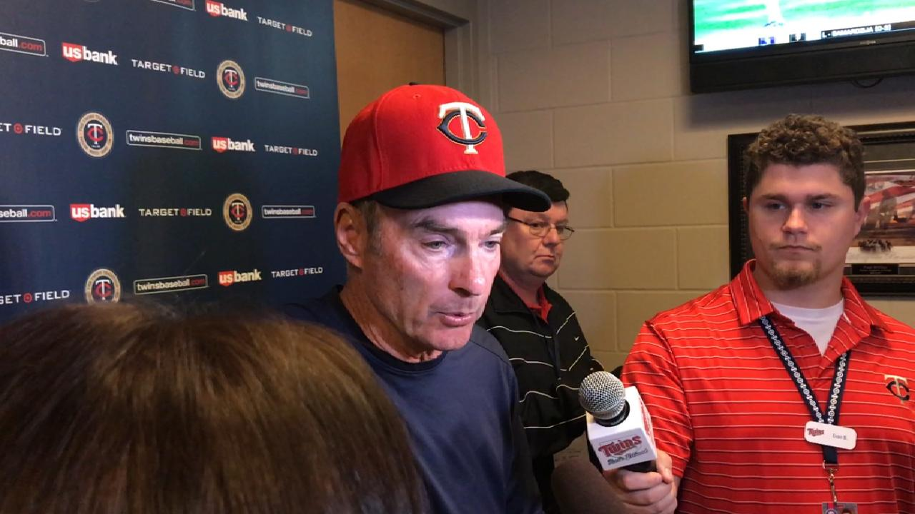 Molitor on Santiago's outing