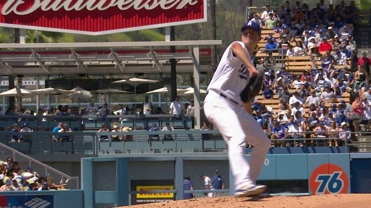Injured Dodgers starters close to returns